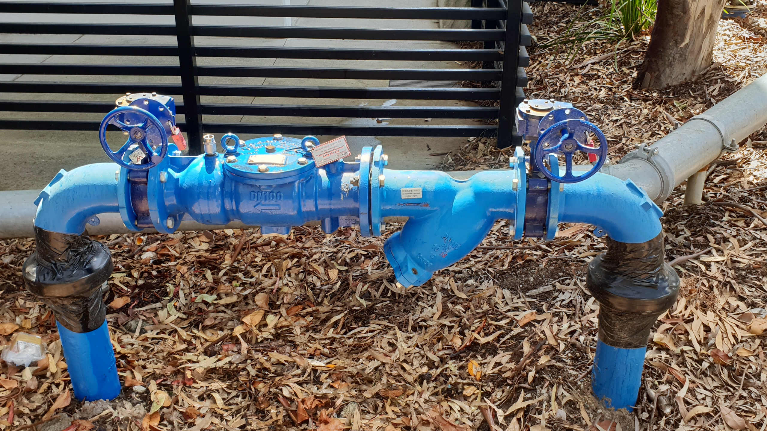 backflow testing brisbane